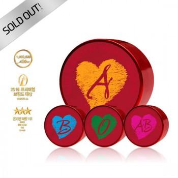 AKMA CREAM FW - HEART DESIGN